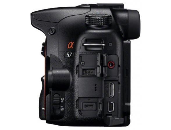 Зеркальный фотоаппарат Sony Alpha SLT-A57 Body*