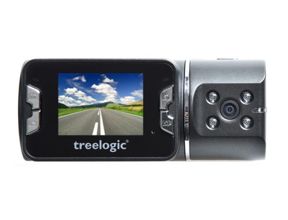 Видеорегистратор Treelogic TL-DVR2003TID (Black)