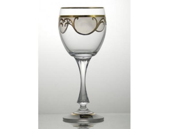 Набор бокалов для вина Bohemia Crystall Бетти/24265K/195