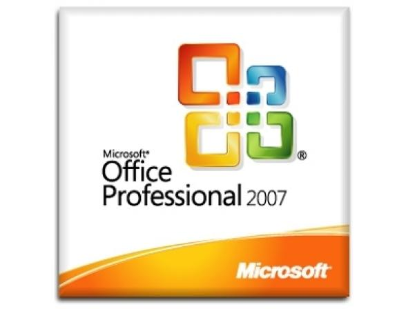 Microsoft ПО MS Office Pro 2007 Win32 Rus DSP OEI MLK (269-13752) licence + id98704