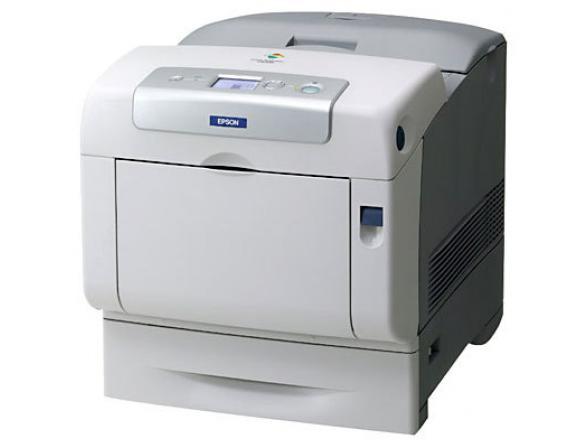 Принтер лазерный цветной Epson AcuLaser C4200DNPC5 (комплектуется из C4200DN и Карты PC5)