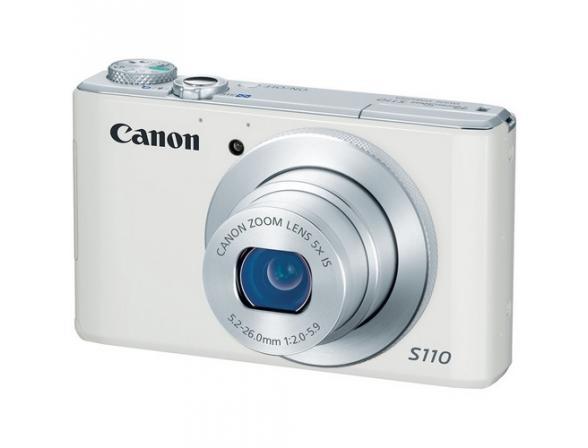 Цифровой фотоаппарат Canon PowerShot S110
