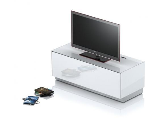 Стойка под TV Elements EMX-13040-GLWHT-FD-BS8-A