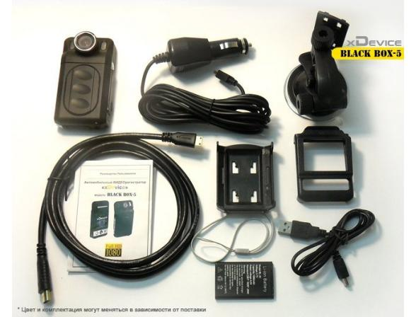Видеорегистратор xDevice BlackBox-5
