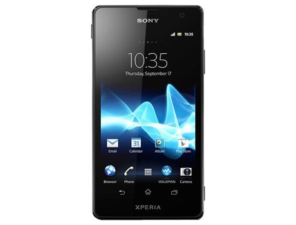 Смартфон Sony LT29i Xperia TX Black