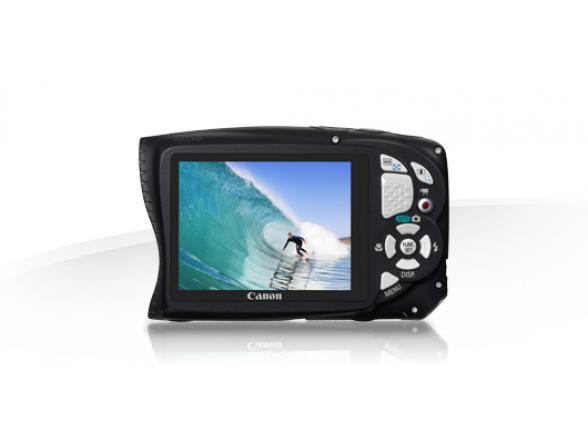 Цифровой фотоаппарат Canon PowerShot D20*