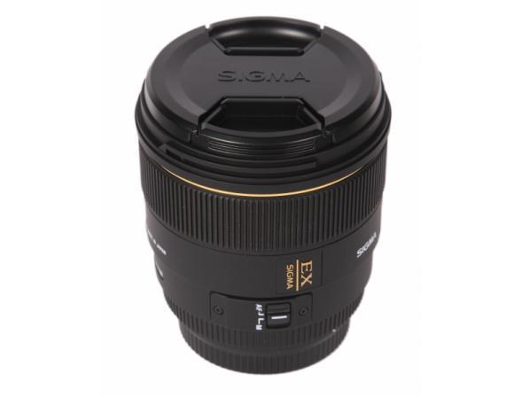 Объектив Sigma AF 85mm f/1.4 EX DG HSM CANON