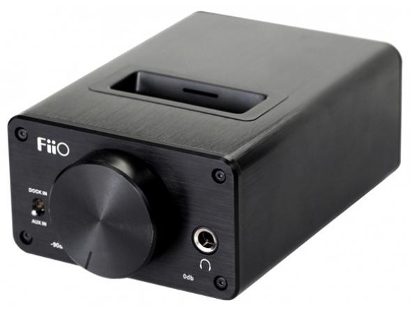 Усилитель для  наушников Fiio E09K