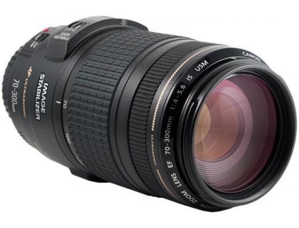 Объектив Canon EF 70-300 f/4-5.6 IS USM