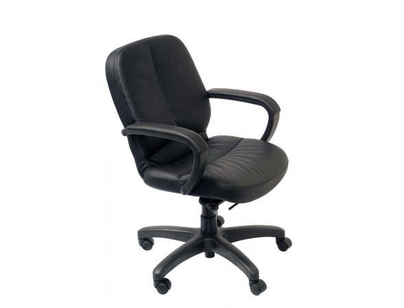 Кресло руководителя BURO 742/Dblack