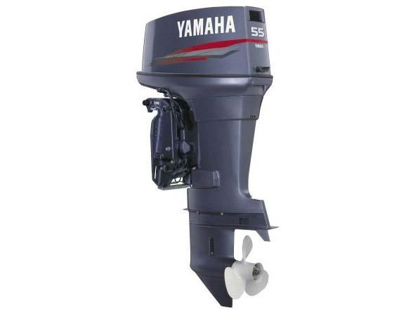 Лодочный мотор Yamaha 55 BEDL