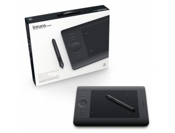 Графический планшет Wacom PTH-450-RU Intuos5 S Pen&Touch