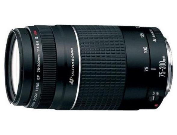 Объектив Canon EF 75-300 f/4-5.6 III USM