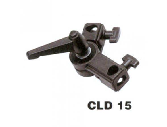 Зажим FALCON EYES CLD-15 угловой для штанг