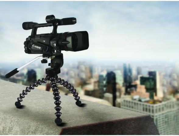 Штатив Joby Gorillapod Focus Camera Tripod GP8 + голова Ballhead X
