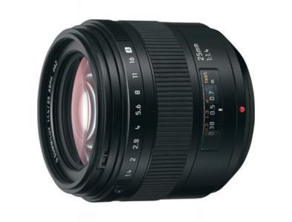 Объектив Panasonic H-X025E 25mm f1.4 Leica DG