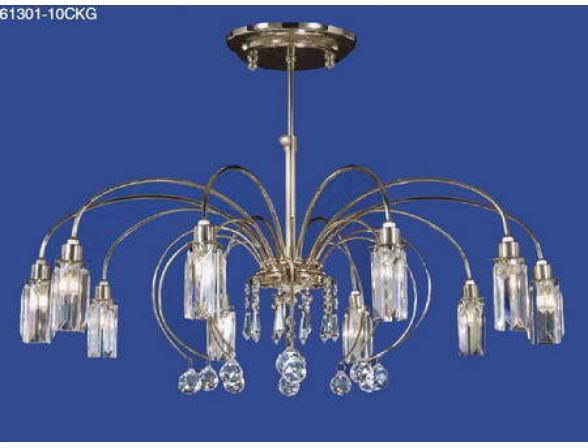 Люстра Wunderlicht WL61301-10CKG