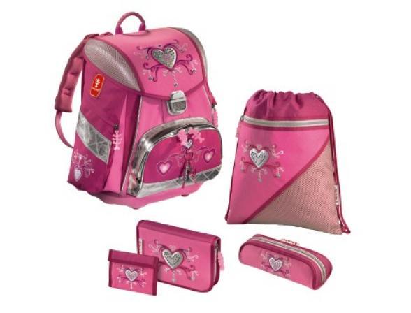 Ранец школьный STEP BY STEP Pink Romance TOUCH