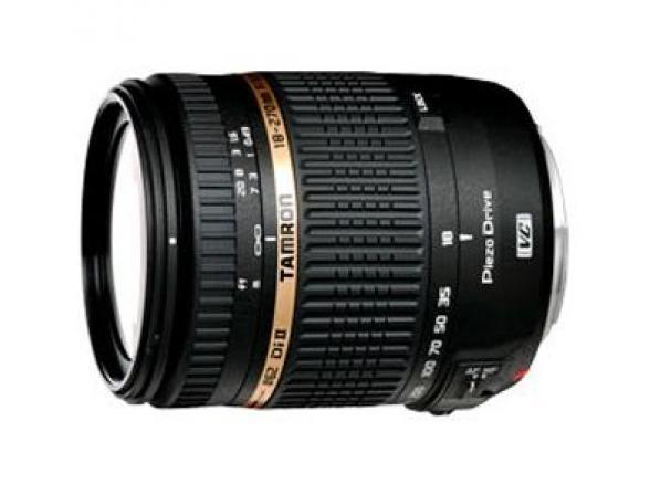 Объектив Tamron AF 18-270mm f/3.5-6.3 Di II VC PZD Nikon F