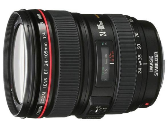 Объектив Canon EF 24-105 f/4L IS USM WB