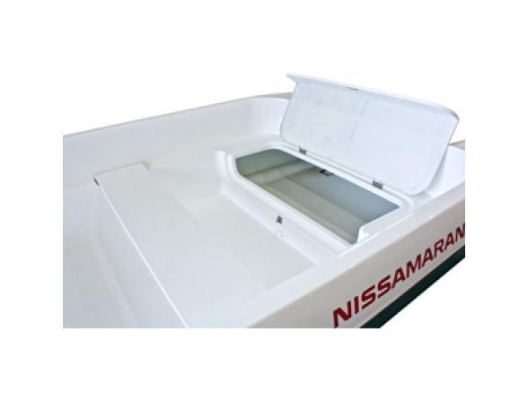 Лодка моторно-гребная NISSAMARAN Laker 410