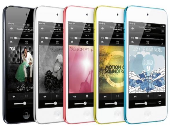 MP3 плеер Apple iPod touch 5 32Gb black