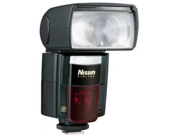 Вспышка Nissin Di-866 Mark II Professional for Canon