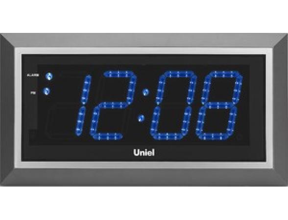 Часы электронные Uniel UTL-11BSl