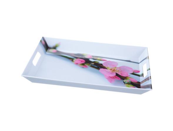 Поднос Emsa 40*31см CLASSIC Цветки Вишни 506926