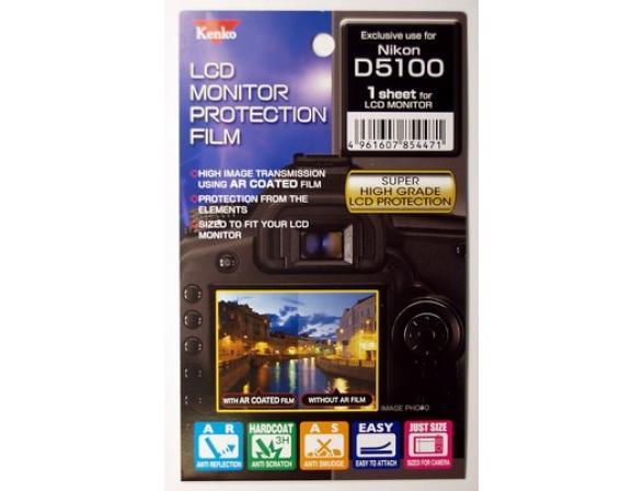 Защитная плёнка Kenko для Nikon D5100