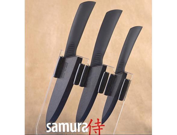 Подставка для керамических ножей Samura Eco KS-001B
