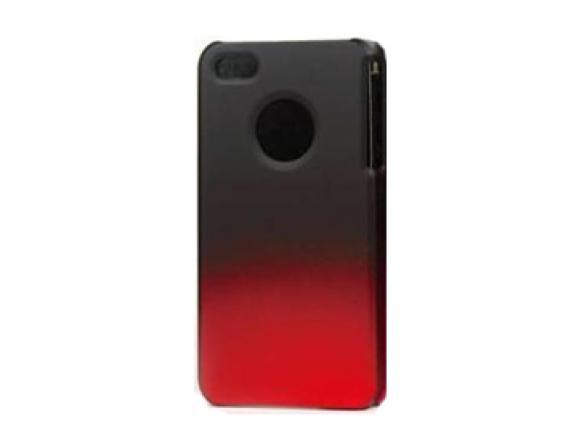 Защитный чехол Promate для iPhone 4 (ishell.i4c) красный