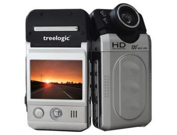 Видеорегистратор Treelogic TL-DVR2002TID (Black)
