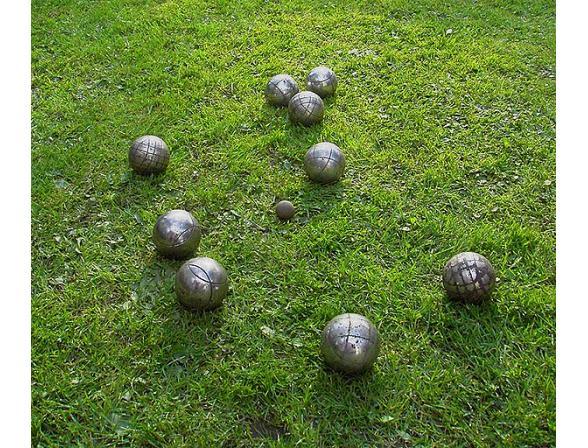 Садовые шарики «Петанк» Garden Games 010