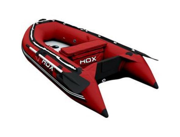 Лодка надувная HDX Oxygen 240 AL