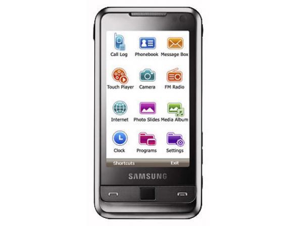 Смартфон Samsung SGH-i900 8Gb