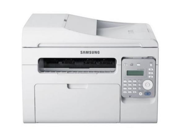 Многофункциональный аппарат Samsung SCX-3405FW принтер/копир/сканер/факс