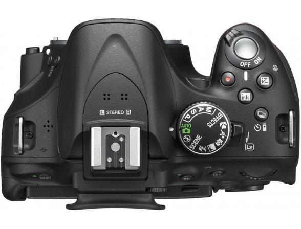 Зеркальный фотоаппарат Nikon D5200 Kit 18-105 VR