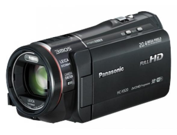Видеокамера Panasonic HC-X920