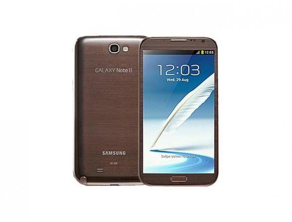 Смартфон Samsung Galaxy Note II 16Gb BrownGT-N7100