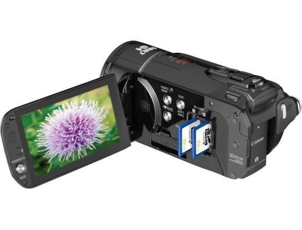 Видеокамера Canon LEGRIA HF S200
