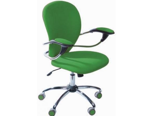 Кресло BURO CH-661AXSN/Green