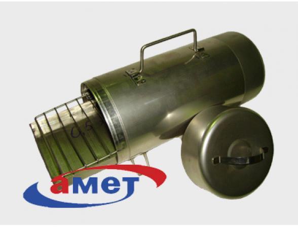Коптильня Амет 1с926  (мини, цилиндр.)