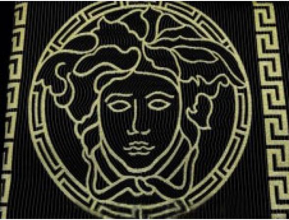 Скатерть KAYAOGLU Boyer в сумке 160х220 Versace