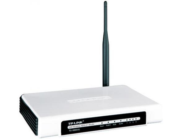Беспроводной маршрутизатор TP-LINK TD-W8901G