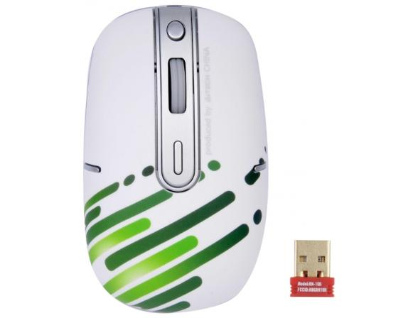 Мышь A4 TECH G9-557FX-2 White USB