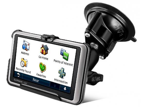 GPS-навигатор Garmin Nuvi 1350