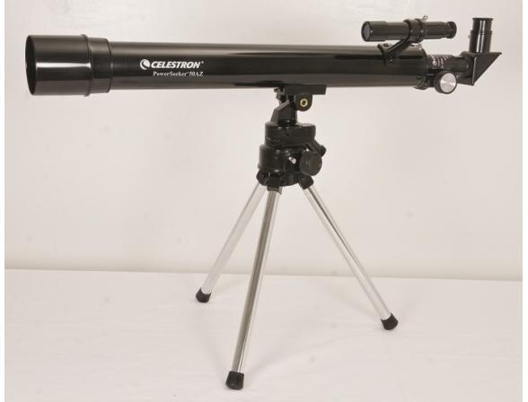 Телескоп-рефрактор Celestron PowerSeeker 50 TT AZ