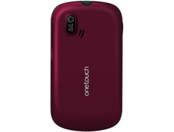Телефон Alcatel OT585D MysteryPink