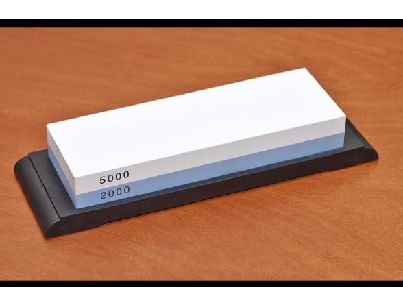 Камень точильный водный комбинированный Samura NAKATOMI BN 2500/F водный комбинированный